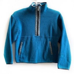 The North Face Vintage Fleece Pullover mens XS
